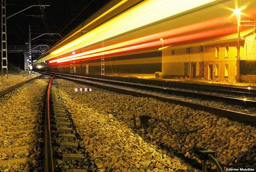 """""""tren en movimiento"""""""