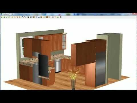 16 Best Online Kitchen Design Software Options Free & Paid Simple Kitchen Design Cad Software Decorating Inspiration