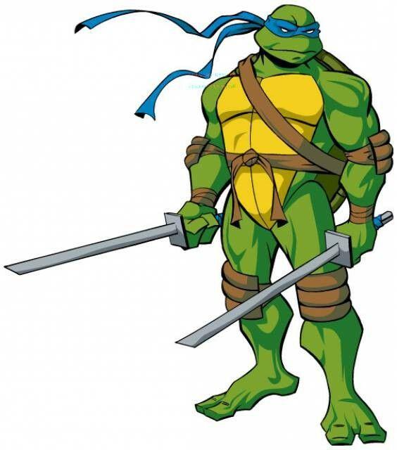 Leonardotnm 01 Imágenes De Las Tortugas Ninja