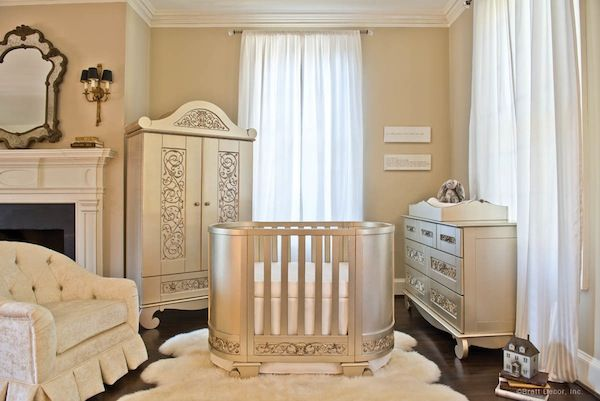 Expensive Room Chelsea Darling The New Luxury Crib Cradle Day Bed From Bratt Decor