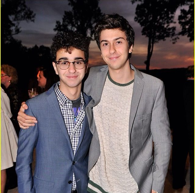 Pin on NBB/Nat and Alex Wolff