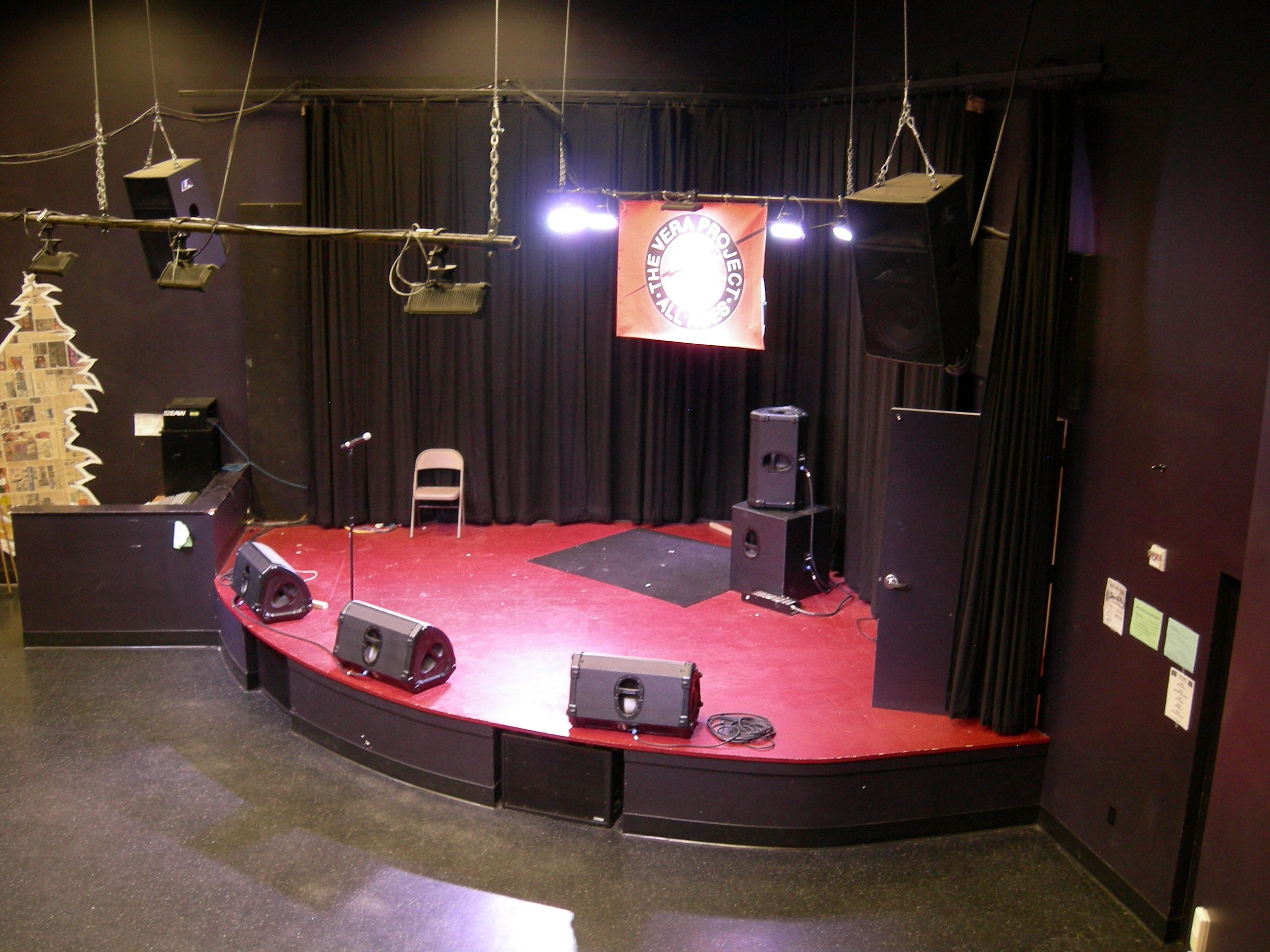 Foldback Sound Engineering Home Studio Music Living Room
