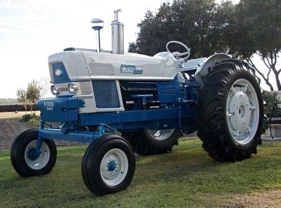 Ford Commander 6000