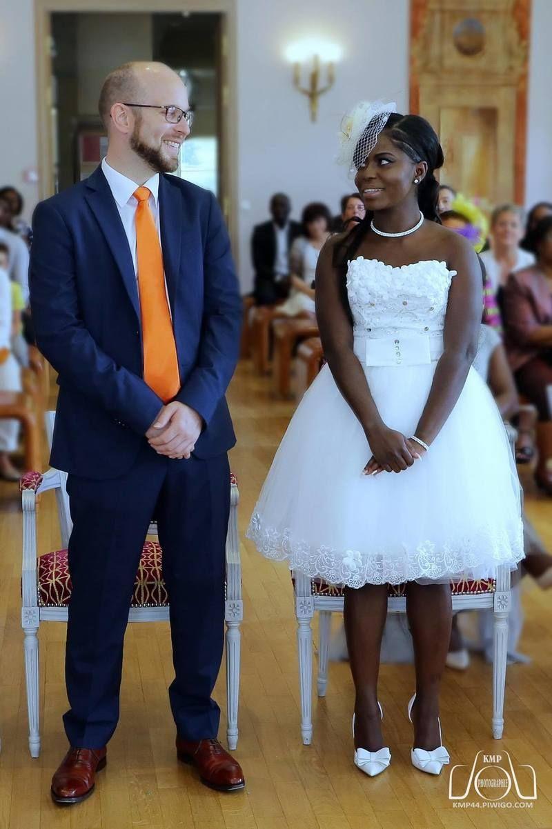 Le Mariage Franco Ivoirien De Shanice Et Pascal Au Mans