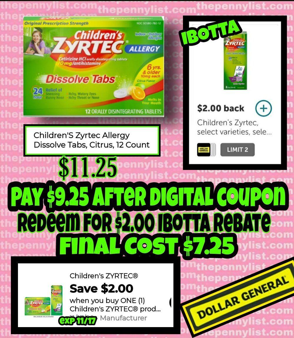 Dollar General Digital Coupon And Rebate Deals Thepennylist Com In 2020 Dollar General Digital Coupons Digital Coupons Dollar General