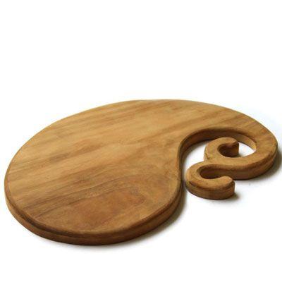 Shopo | Product from Studio KINK Shop | Paisley Chopping Board