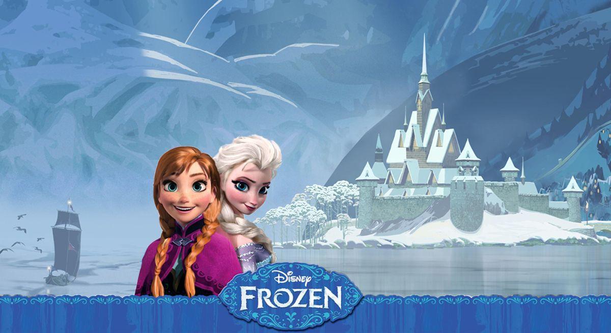Disney Frozen Castle Wallpaper High resolution frozen ...