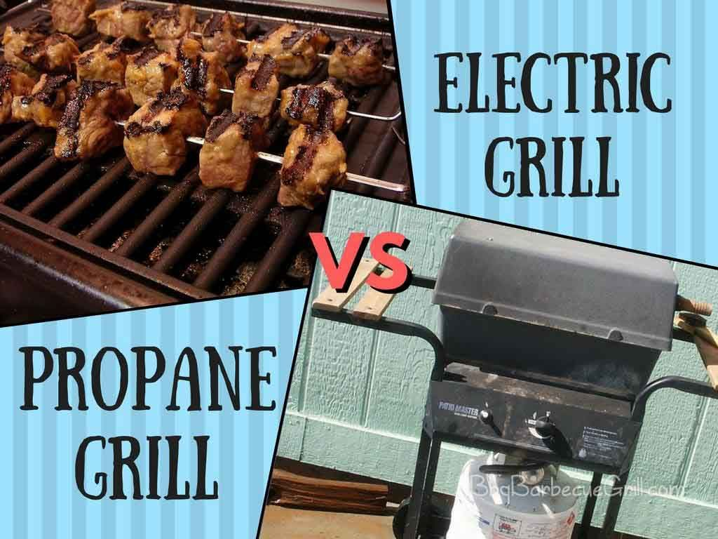 What\'s the difference when it comes to electric grills and propane ...