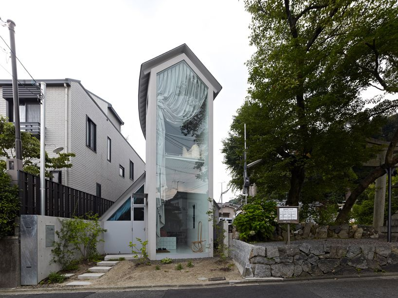 o house by hideyuki nakayama architecture in kyoto japan all