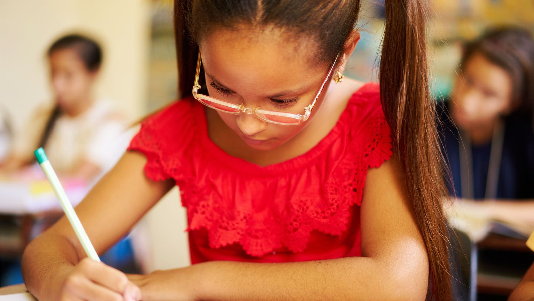 Helping Kids Face Standardized Testing With Peace And
