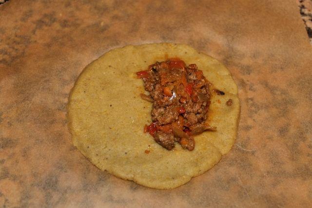Paleo Empanadas
