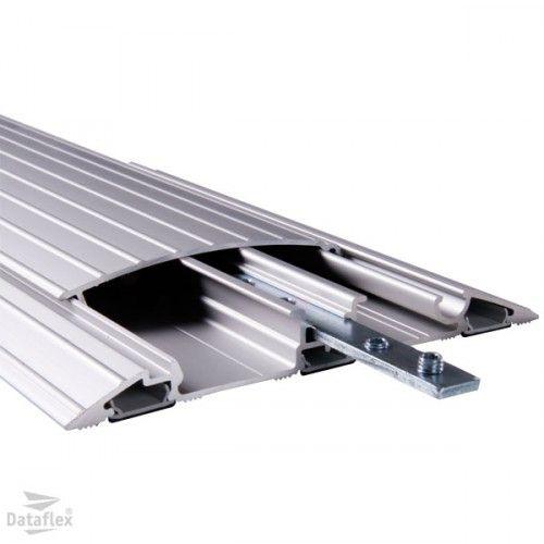 #Dataflex #Aluminium #kabelbrug #vloergoot met opklappende deksel (1.18m) http://bit.ly/1lEzThc  Dataflex aluminium vloergoot met opklapbare deksel - 1.18 meter lang