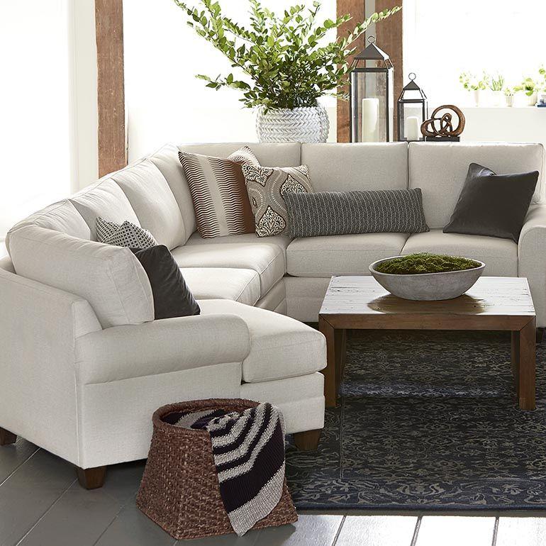 Bassetfurniture Com: Living Room Sectional, Living