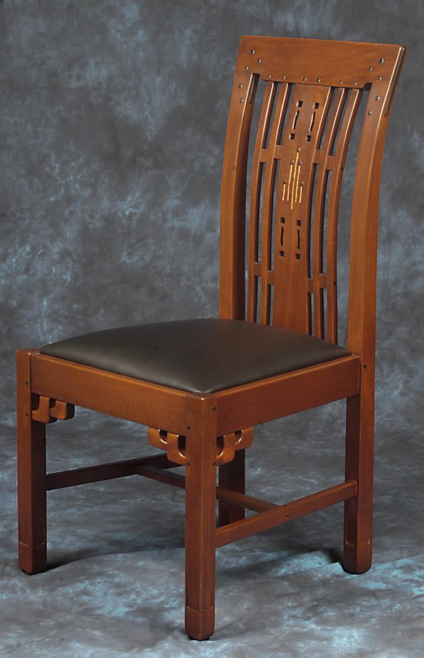 Greene And Greene Chair Google Search Craftsman Chairs