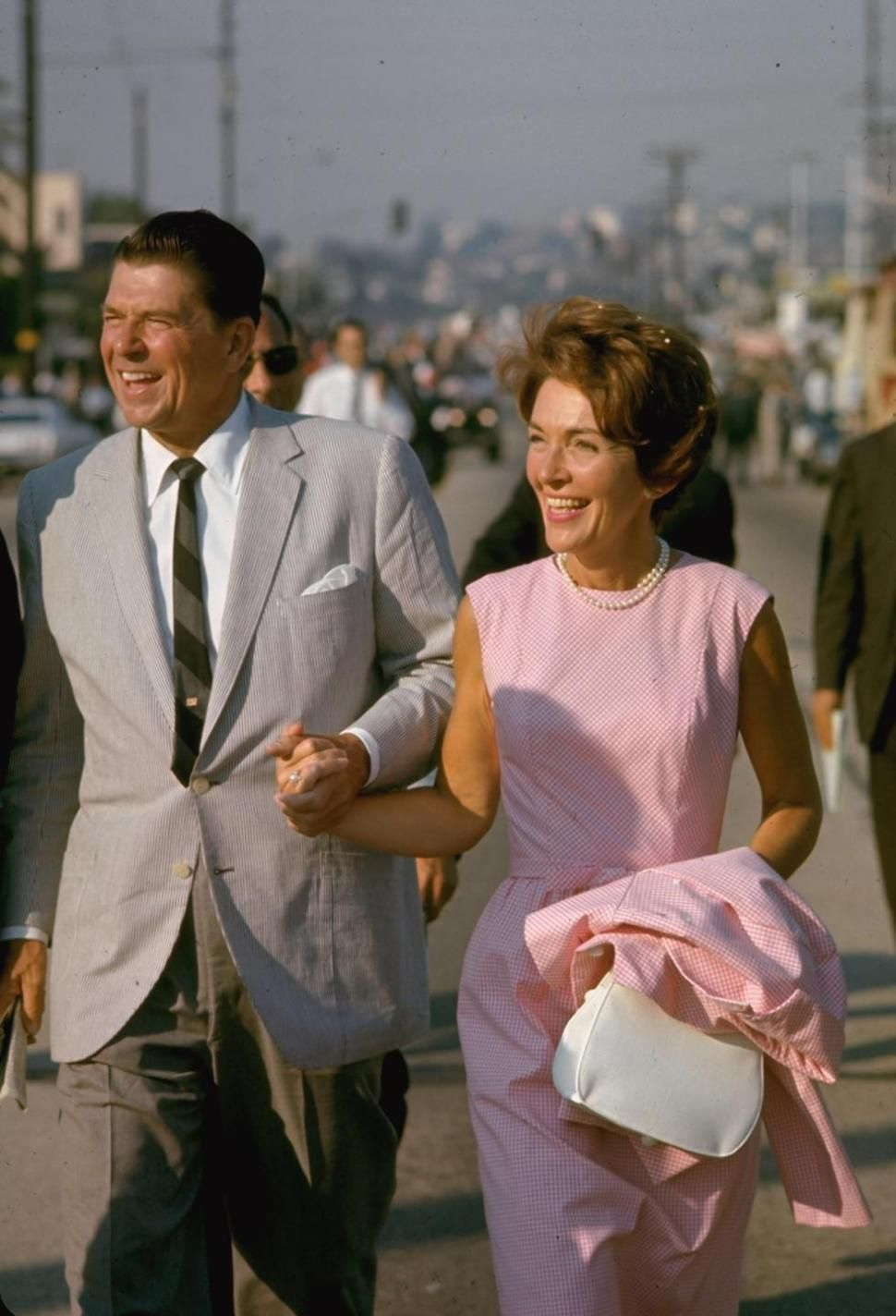 Image result for governor ron reagan and jfk