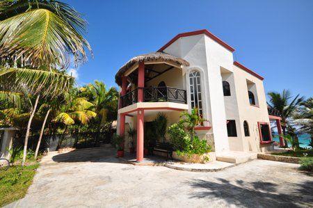 Villa Sian Kaan Tulum Beach Mexico Sleeps Up To 12 People