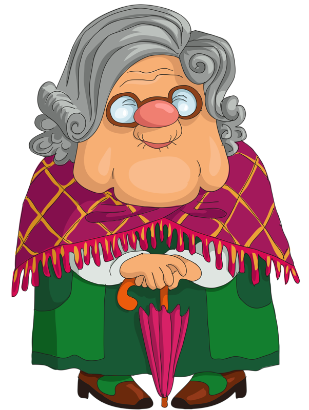Бабушка картинка