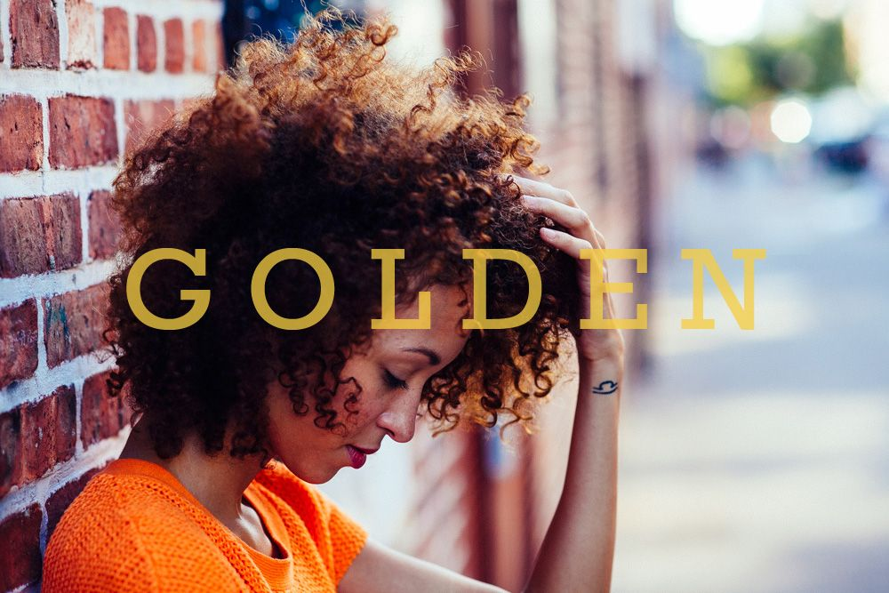 Golden A collection of gold curly captures featuring Kimmi. www.girlswcurls.com/golden