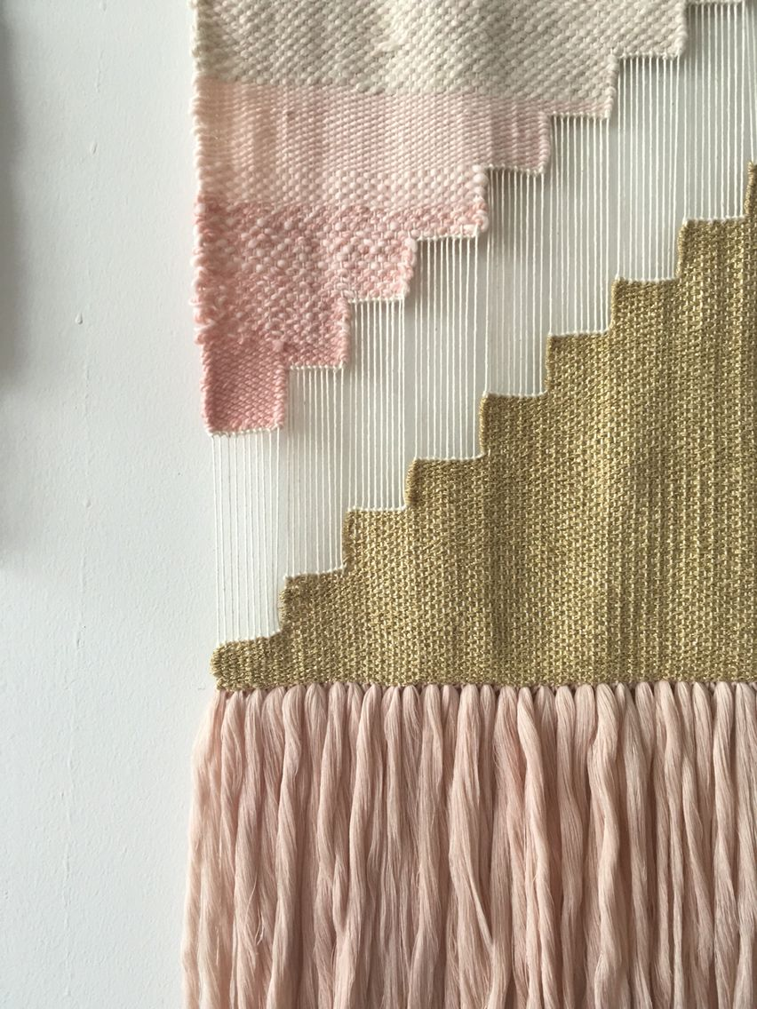 Weaving by Maryanne Moodie Más