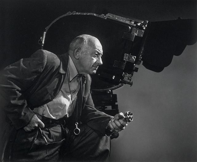 Cecil B deMille 1956 ||| Yousuf Karsh