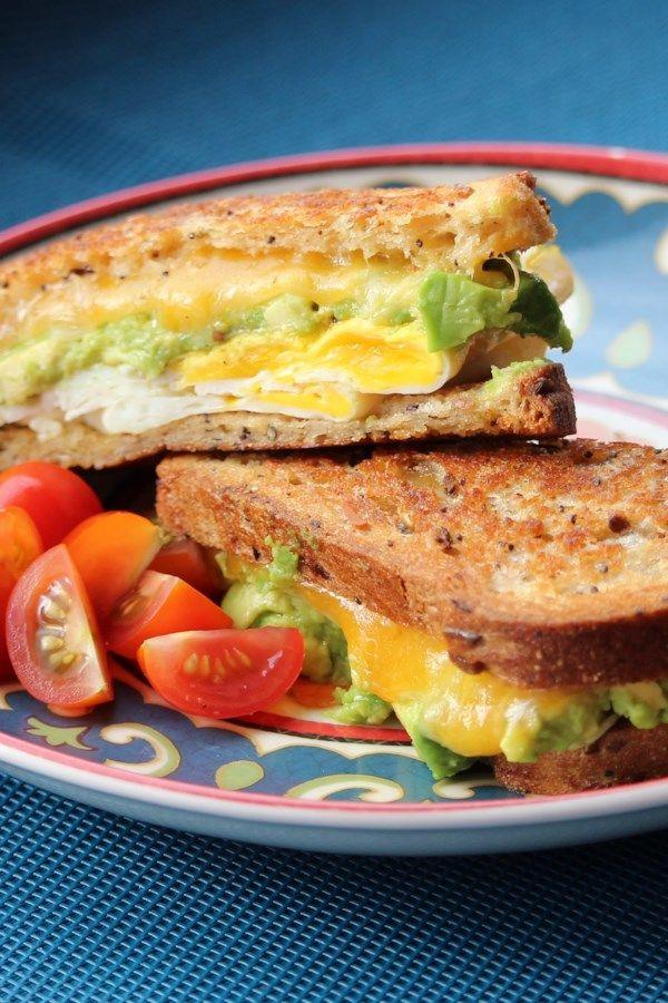 diet sandwich for breakfast