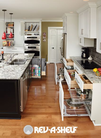 All The Cabinet Gadgets Kitchen Cabinet Accessories Kitchen Island Storage Kitchen Cabinets