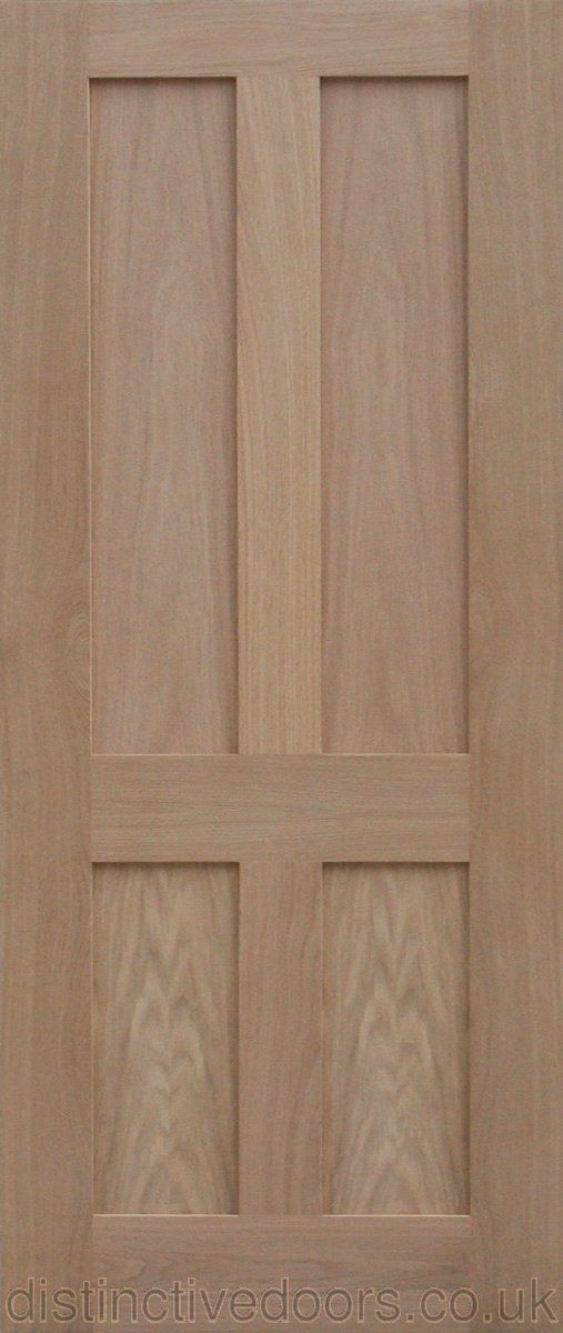 Chester 4 Flat Panel Oak Internal Fire Door Doors Pinterest