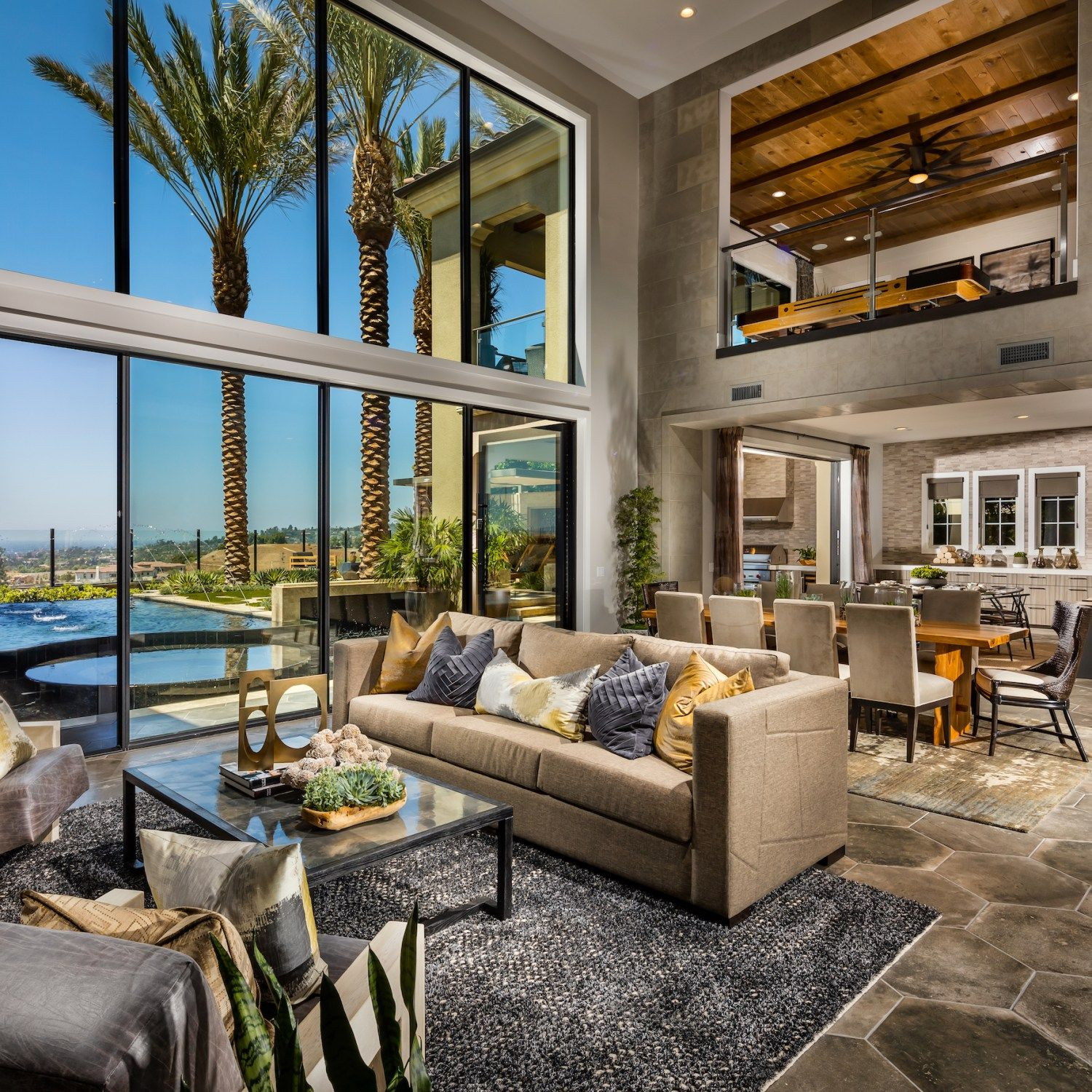 Luxury Homes In Los Angeles Area California: A Luxury Lifestyle: 3 Architectural Mainstays Of