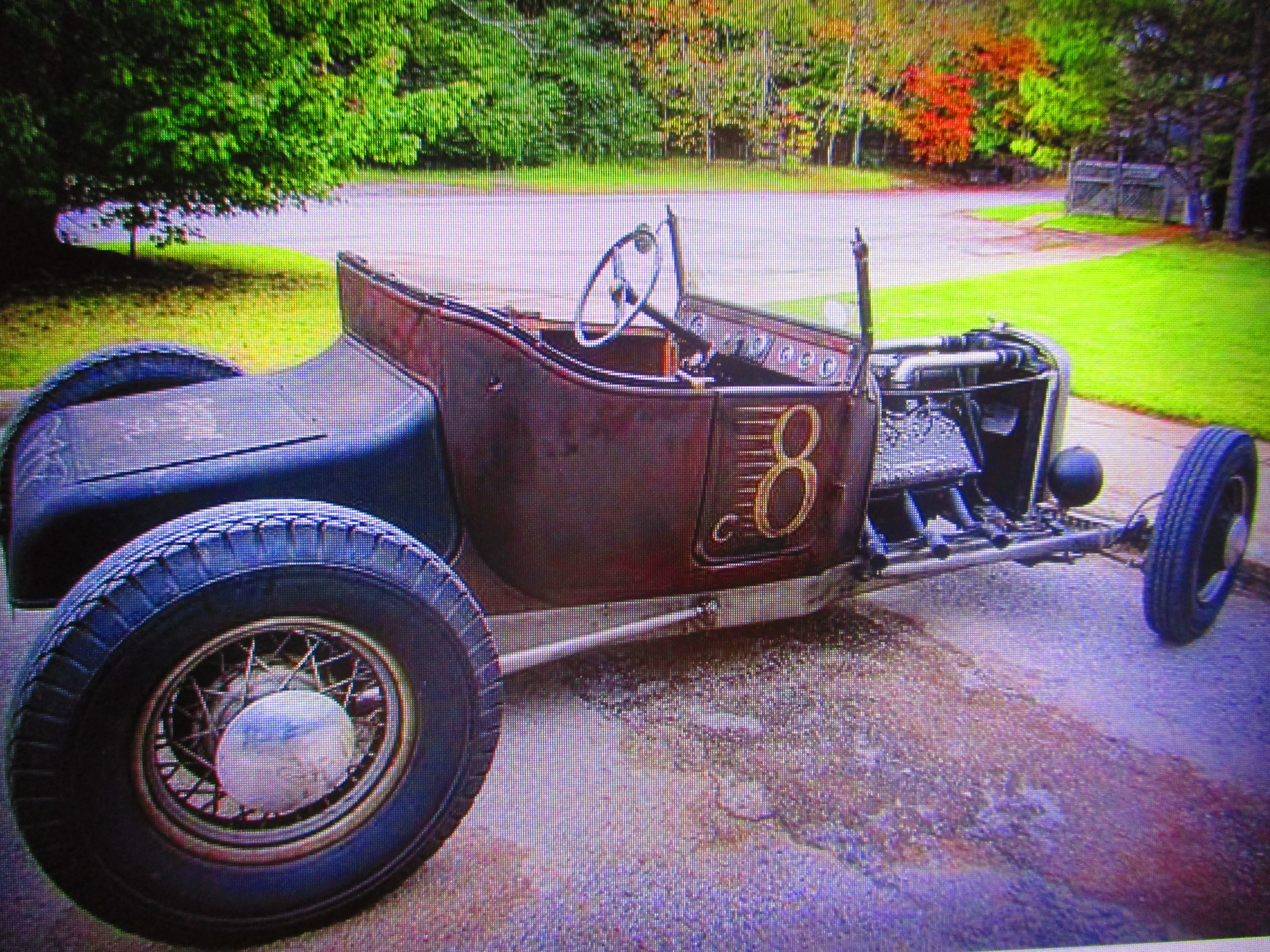 Flat Head Powered T Bucket Hot Rods Old Hot Rods Hot Rods Cars