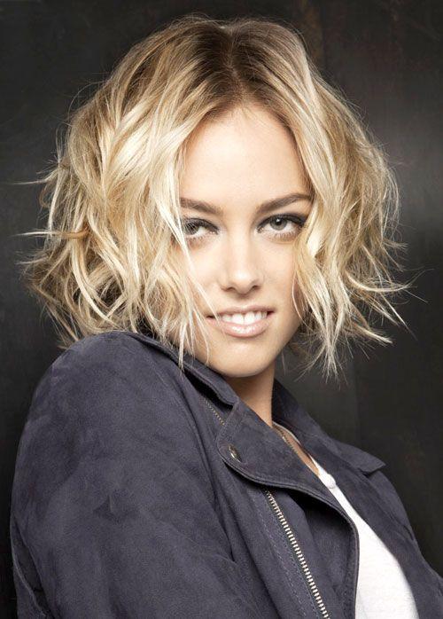 Tendances coiffures : une nouvelle coupe pour l' été !   Cheveux mi long, Coiffure facile, Coupe ...