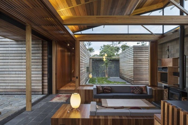 Bramasole House By Herbst Architects Architecture House New Zealand Architecture