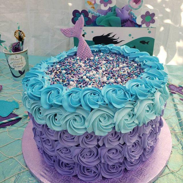 Photo of Mermaid cake toppers with sprinkles – Mermaid tail cake topper – Mermaid party – Mermaid birthday – Mermaid – Mermaid tail – Baby Shower