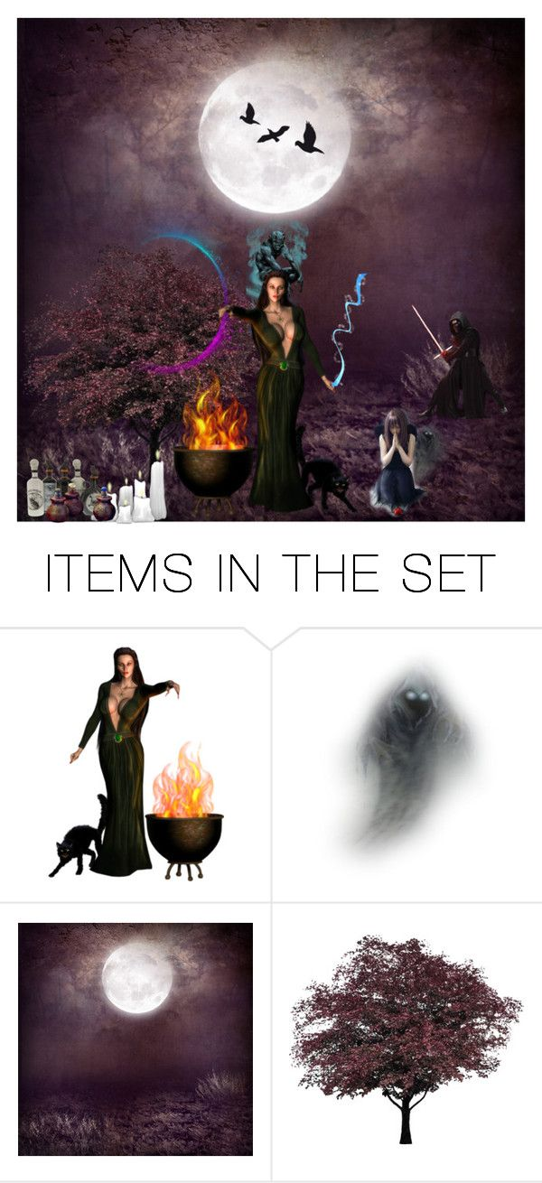 """""""The Sacrifice and the Assassin"""" by enchanticals ❤ liked on Polyvore featuring art"""