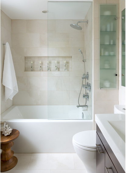 Bathroom Remodel 6' X 8' 6'x8' bathroom - space saving | bathrooms | pinterest | space