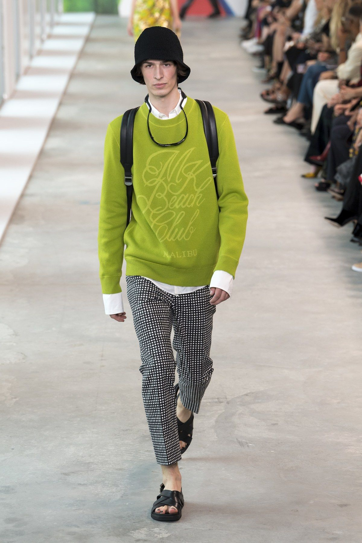 To acquire Kors michael spring runway review pictures trends