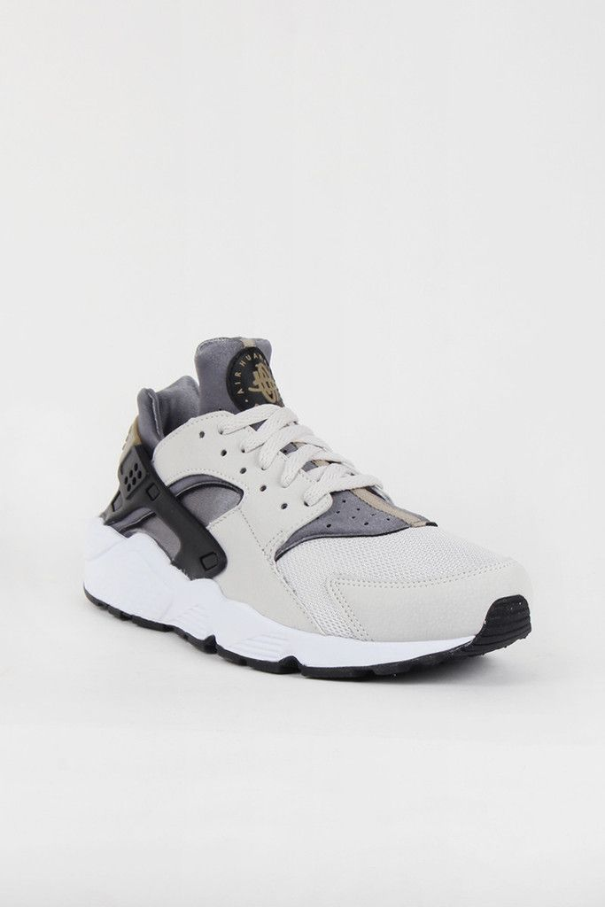 nike men's air huarache light ash grey trainer nz