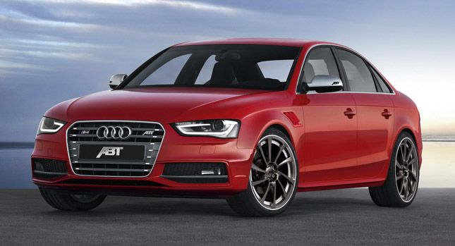 ABT Sportsline Boosts Audi S4 to 429-Horses | Cool Car Stuff ... on land rover quotes, ski doo quotes, bmw quotes,