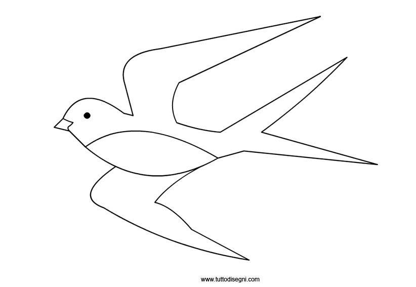 Rondini scuola primaria cerca con google spring craft - Primavera uccelli primavera colorazione pagine ...