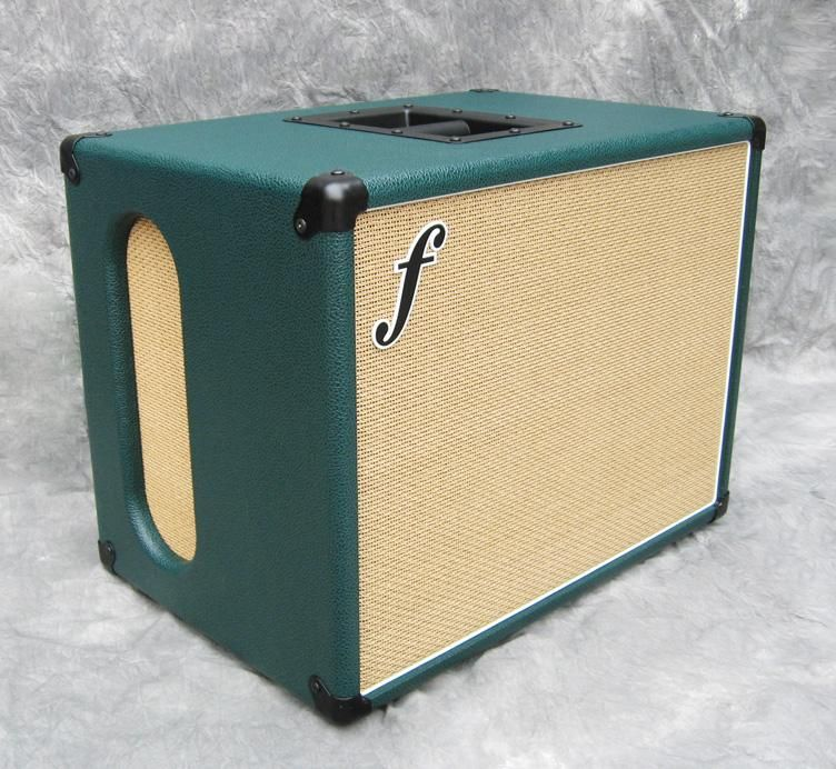 THE FORTE 3D 112 GUITAR SPEAKER CAB: Great Tone in 3D!!! | The ...