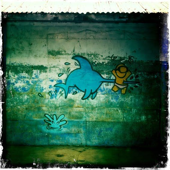 OFFICIAL BLOG FROM JACE: One week in Mauritius painting with local spray cans ....