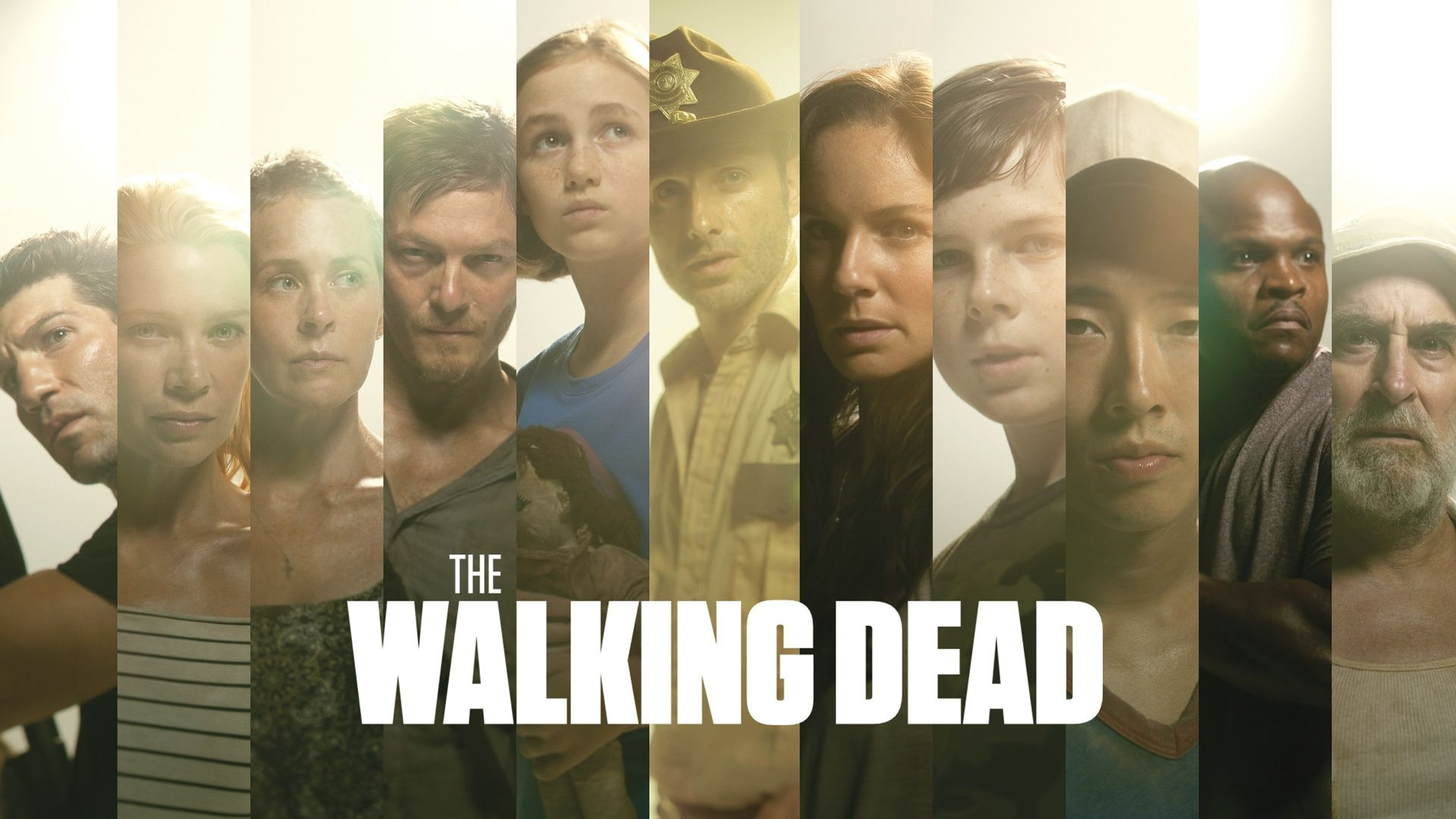 tv show the walking dead