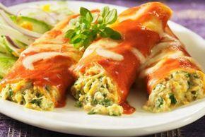 Cannelloni senza glutine al prosciutto crudo, con gusto e libertà! | Cambio cuoco