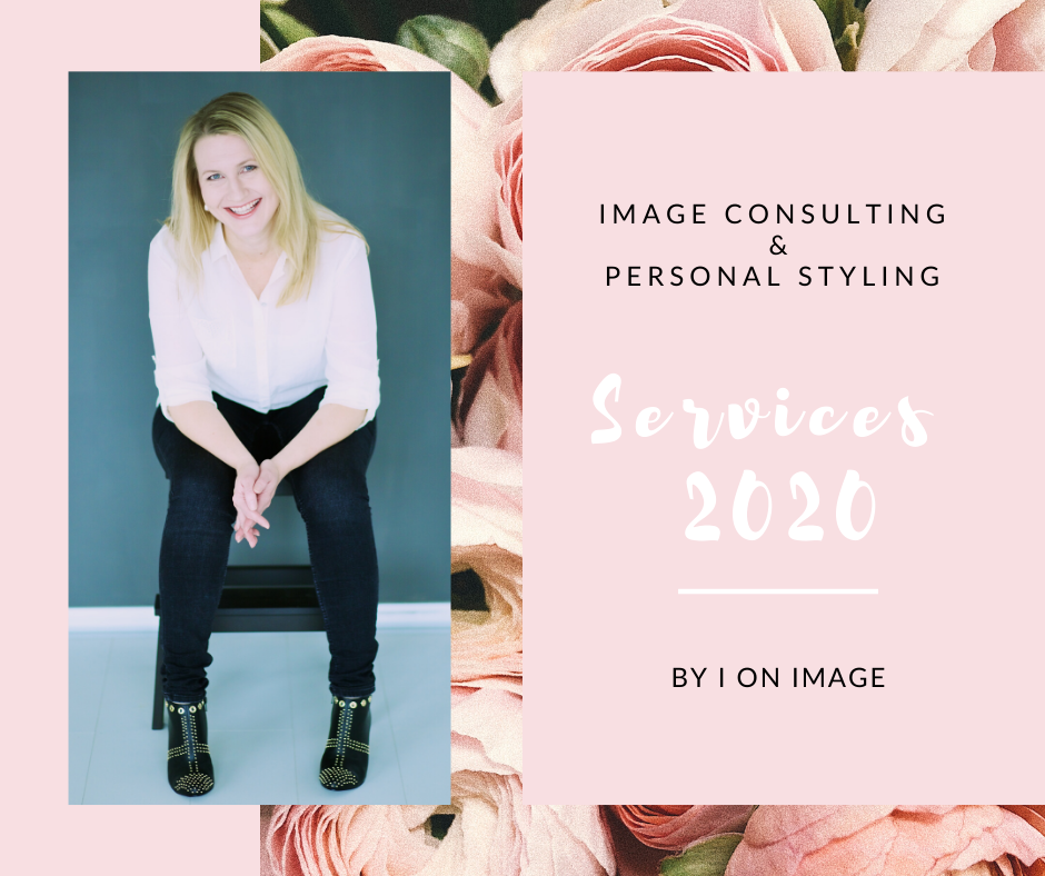 Services 2020 Image Consulting, Personal Styling
