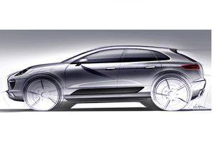 Cayenne's sucessor: the Porsche Macan