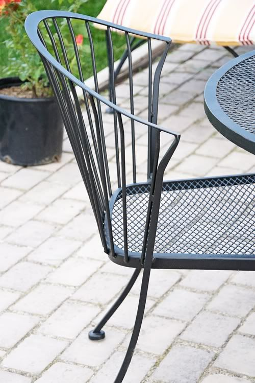 Attrayant Alternative To Plastic Outdoor Chair ($19.99 Costco) | ++FURNITURE++ |  Pinterest | Costco, Balcony Gardening And Outdoor Ideas