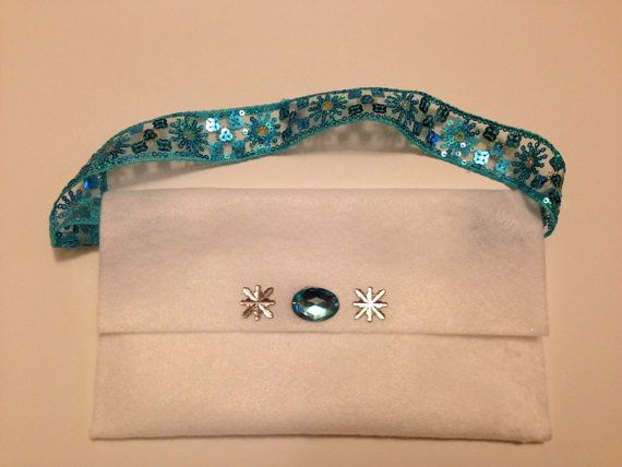 Frozen Party purse/treatbag arewallace@yahoo.com for information and pricing