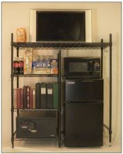 Creative Dorm Room Storage Organization Ideas DIY College Dorm Room on A Budget (2 images