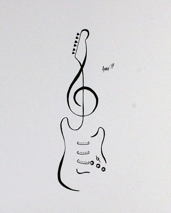 Tattoo Flash - Stratocaster Guitar by AprilsInk on DeviantArt -  Tattoo Flash – Stratocaster Guitar by AprilsInk The Effective Pictures We Offer You About lion ta - #AprilsInk #coupletattoo #deviantart #FLASH #guitar #musictattoo #Stratocaster #Tattoo #tattoofemininas #tattoogirl #tattoosketches