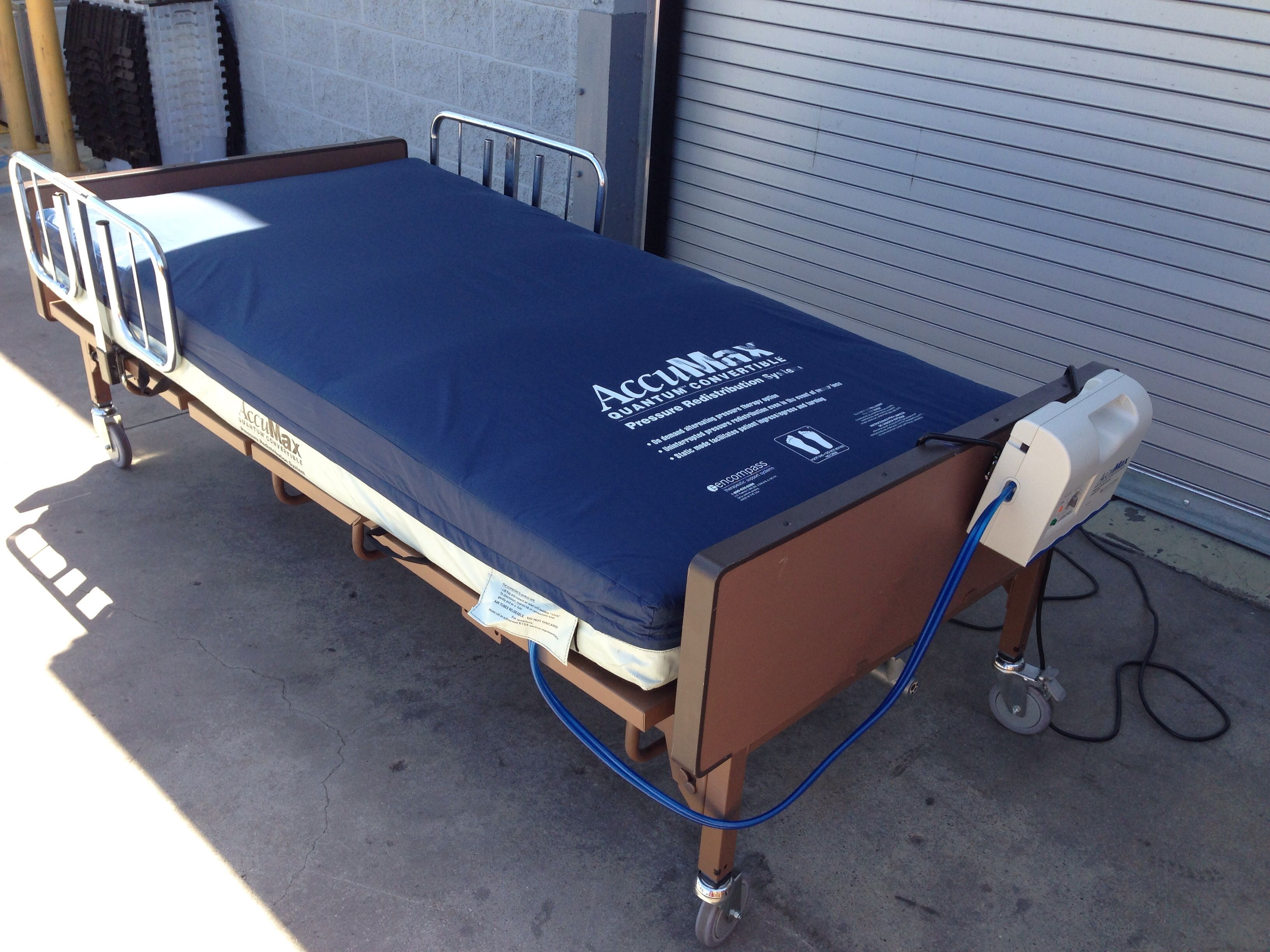 Medline Full Electric (HD) With Hill-Rom AccuMax Quantum (Used ...