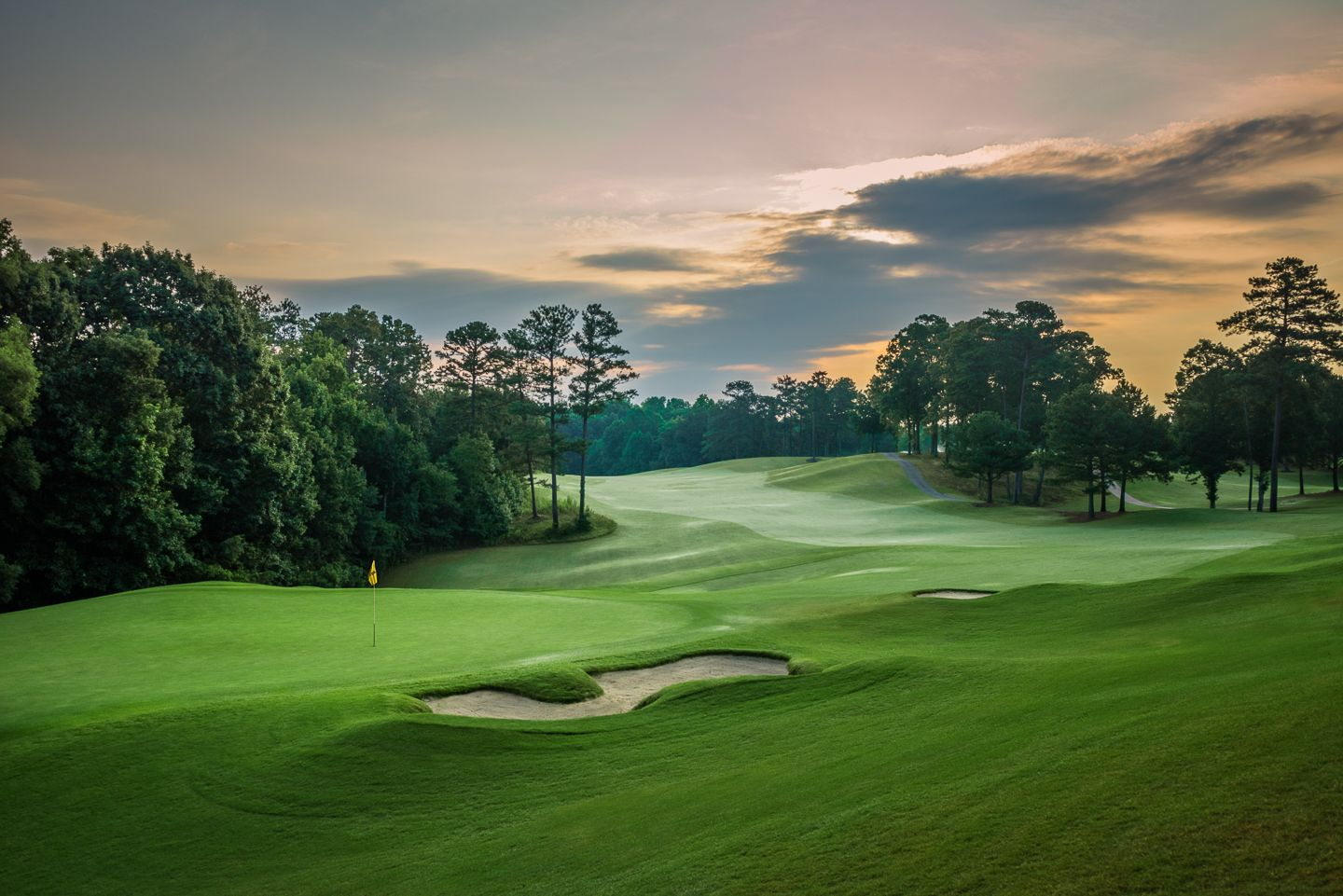 The Standard Club, in Johns Creek, GA, is considered to be ...